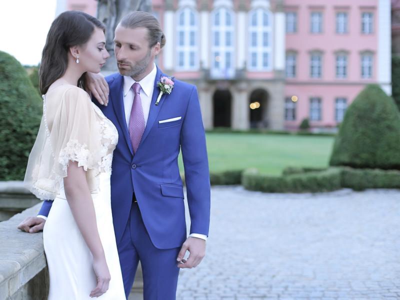 228fc9cdb Trendy w męskich stylizacjach ślubnych na rok 2016: Giacomo Conti
