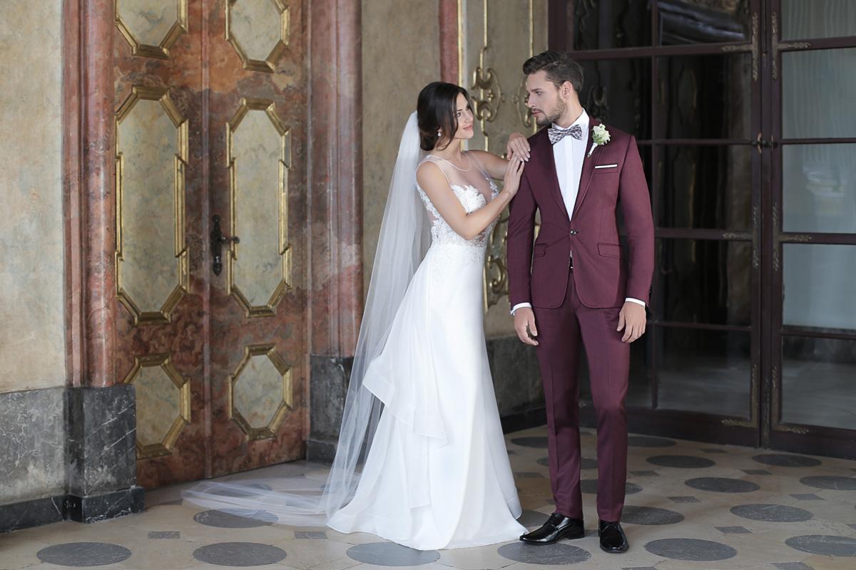 7410ccec5a345 Trendy w męskich stylizacjach ślubnych na rok 2016: Giacomo Conti