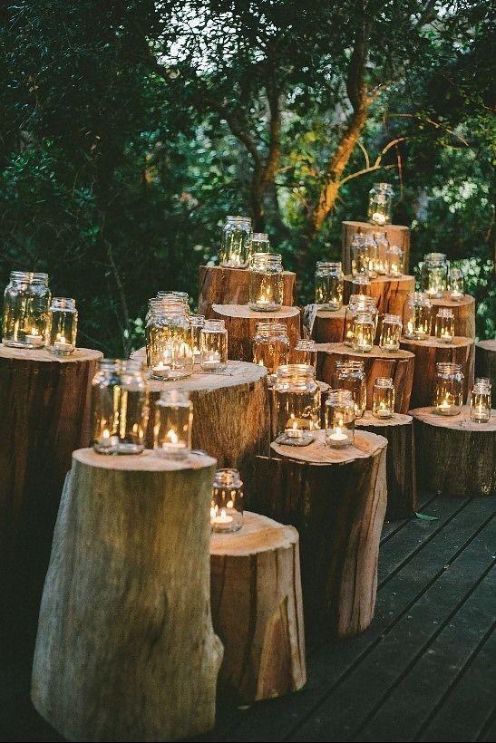 wesele rustykalne