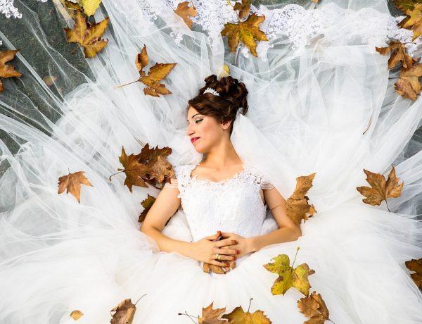 Ślub i wesele jesienią