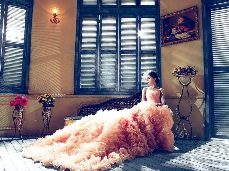 Suknie ślubne ombre
