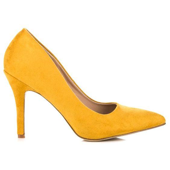 Żółte dodatki ślubne