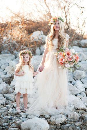 Stylizacje na ślub Klasyczna biel