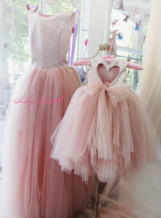 Stylizacje na ślub Różowe piękno