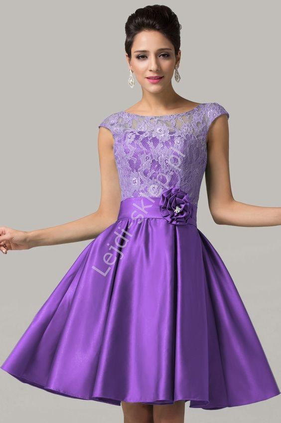 Fioletowe suknie druhen (7)