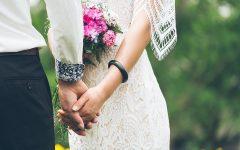 Suknia ślubna o kroju rybki