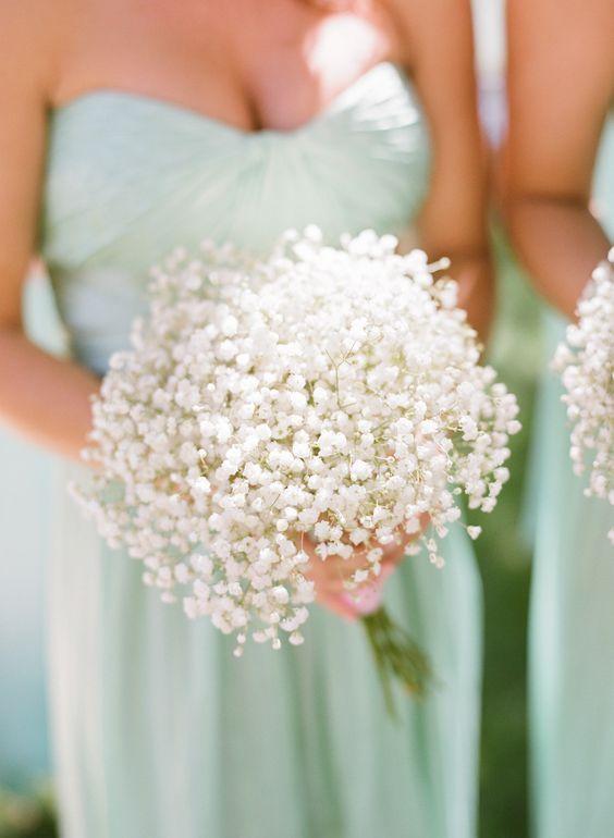 Gipsówka do ślubu