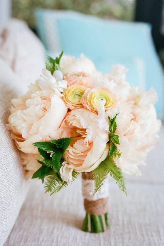 Peonie do ślubu
