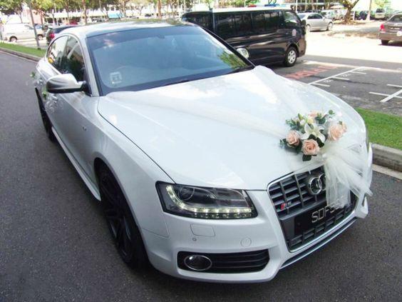 Elegancka limuzyna do ślubu