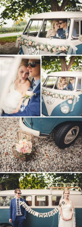 stylowy samochód do ślubu