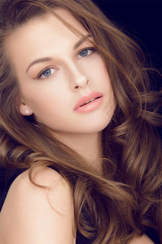 Subtelny makijaż
