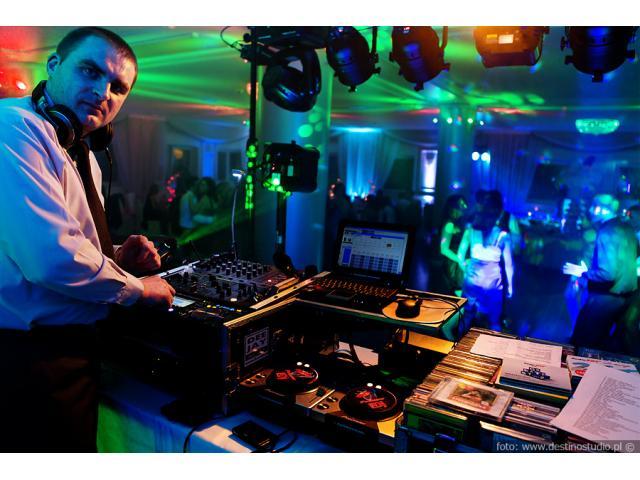 DJ, wodzirej na wesele, poprawiny. Śląsk i Małopolska.