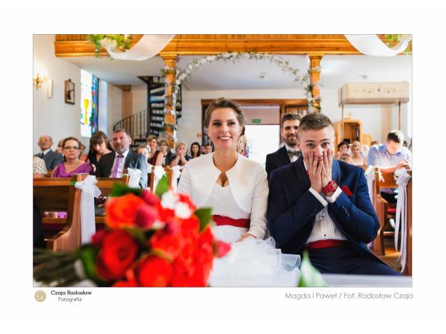 Fotograf ślubny Trójmiasto i okolica - CzajaFoto.pl