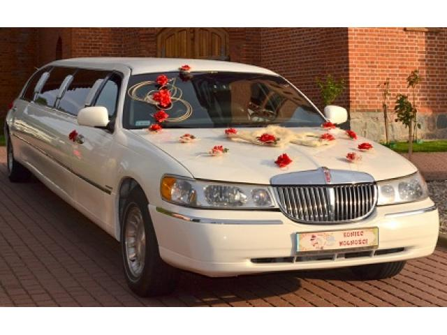 Limuzyny Lincoln Town Car