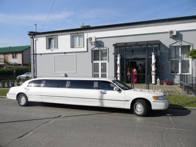 Limuzyna Gryfice Lincoln Town Car