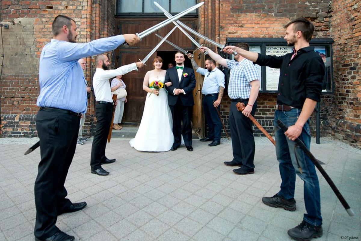 Kreatywna fotografia ślubna