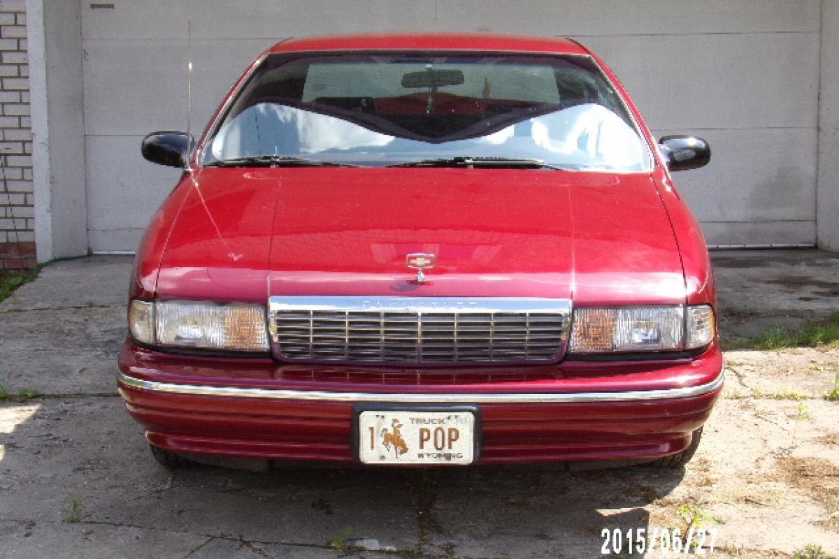 Chevrolet Caprice Classic do Ślubu i nie tylko.