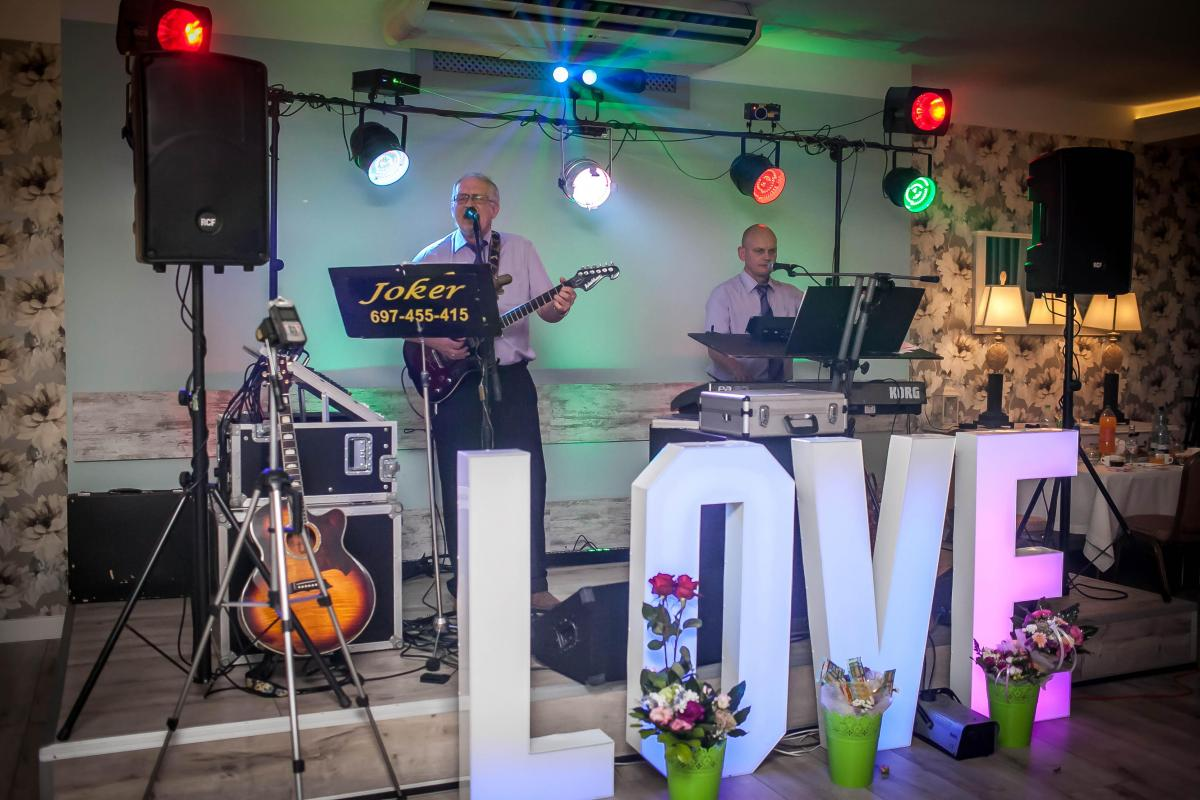 Zespół muzyczny JOKER - wesela, zabawy, bankiety