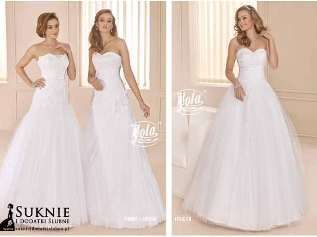 Suknie i Dodatki Ślubne