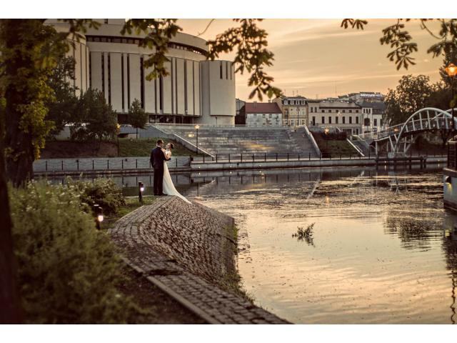 Profesjonalni fotografowie ślubni i kamerzyści z Grupy 5D