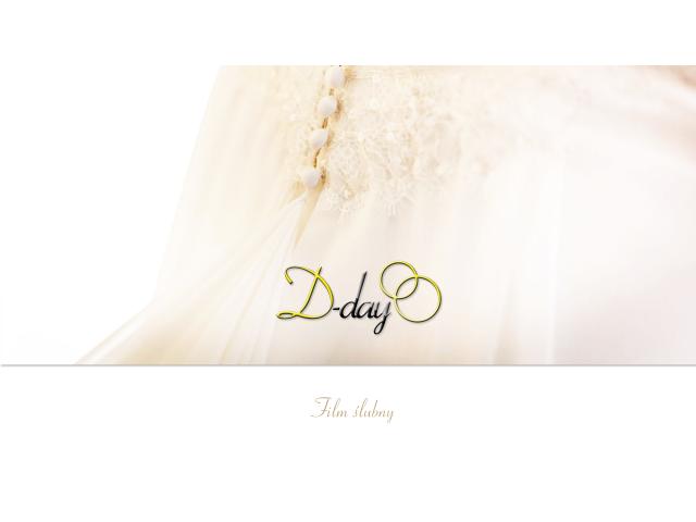 dday.com.pl - wasz niezapomniany film ślubny!