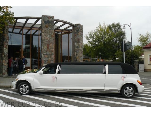 Samochody,limuzyny do ślubu,Excalibur,Chrysler limo,zabytkowe auta.