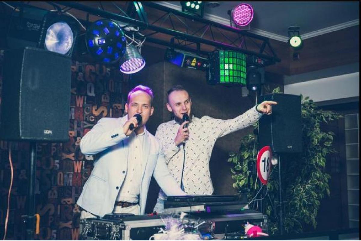 DJ CUBI ORAZ WODZIREJ - PROFESJONALNA OPRAWA MUZYCZNA
