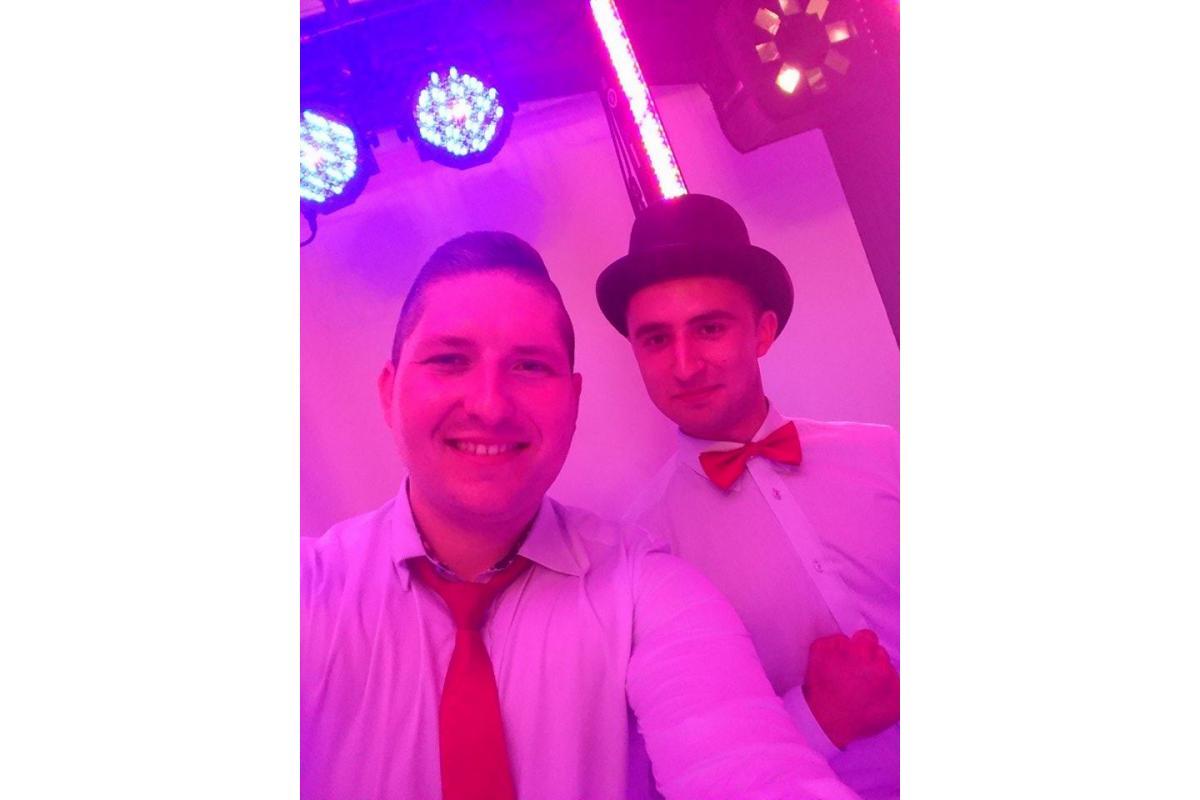 DJ i Wodzirej Krawat & Muszka