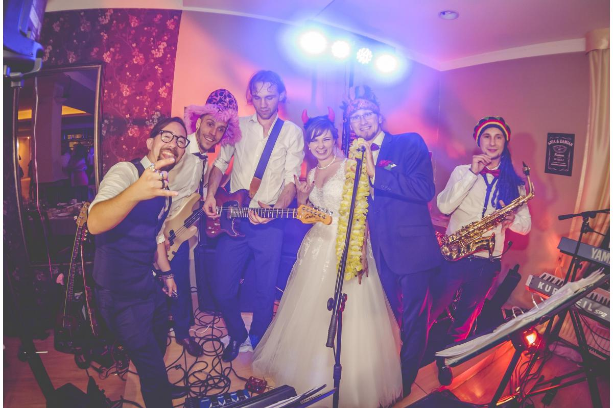 Kwintesencja - Twój zespół na wesele