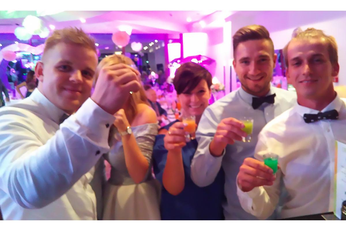 Barman na Twoje wesele!
