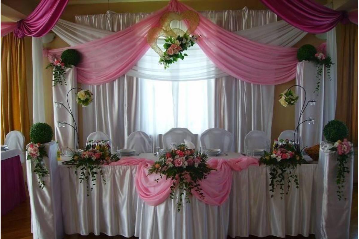 Atrakcje weselne, dekoracje sal, niespodzianki