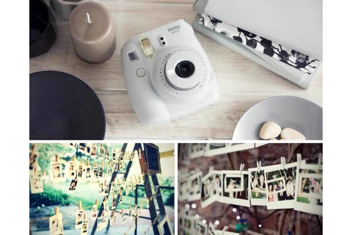 Skomponuj Wesele - Napis Miłość + Kino plenerowe + Aparaty Polaroid