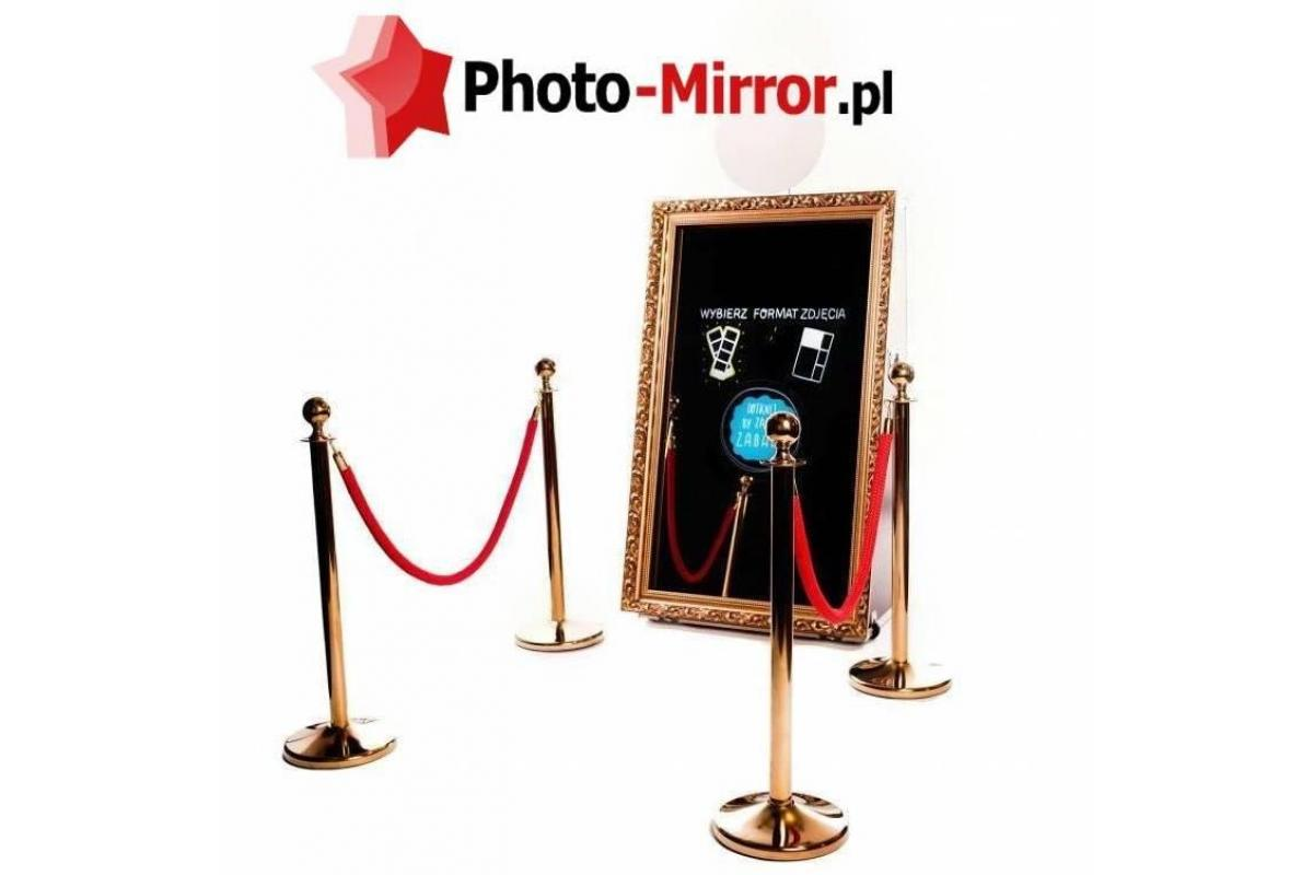 Magic Photo Mirror 65 cali- poczuj się jak gwiazda. Mnóstwo gadżetów!!