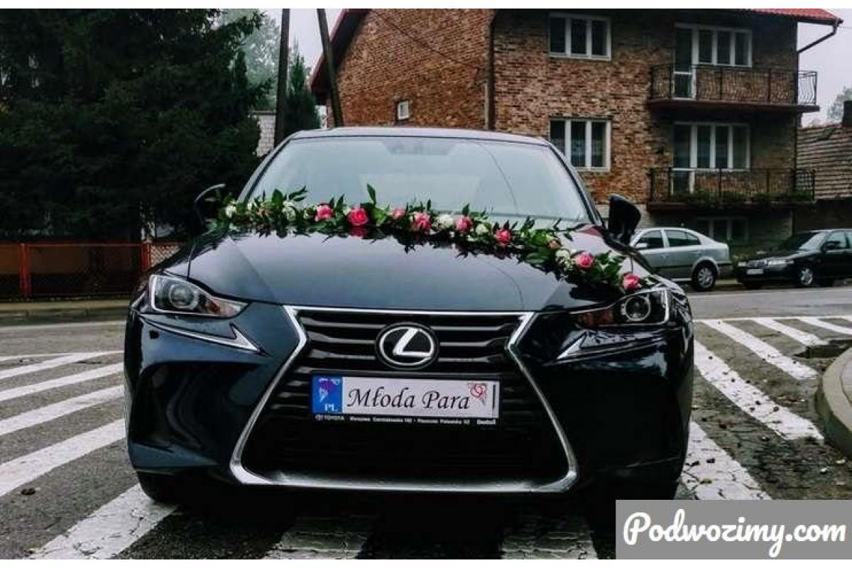 Wynajem samochodów do Ślubu