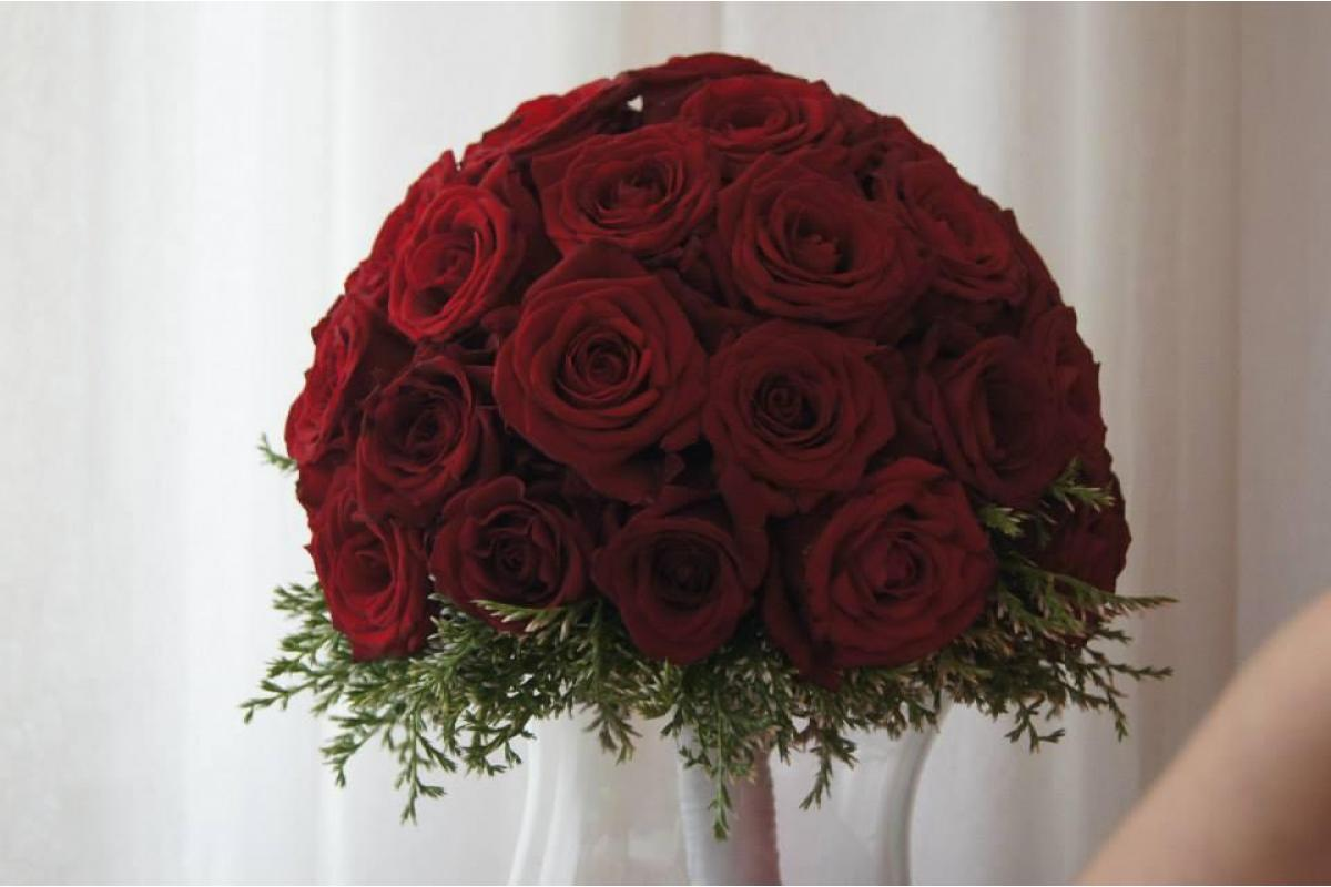 Florystyka ślubna | bukiet ślubny | dekoracja sali i kościoła