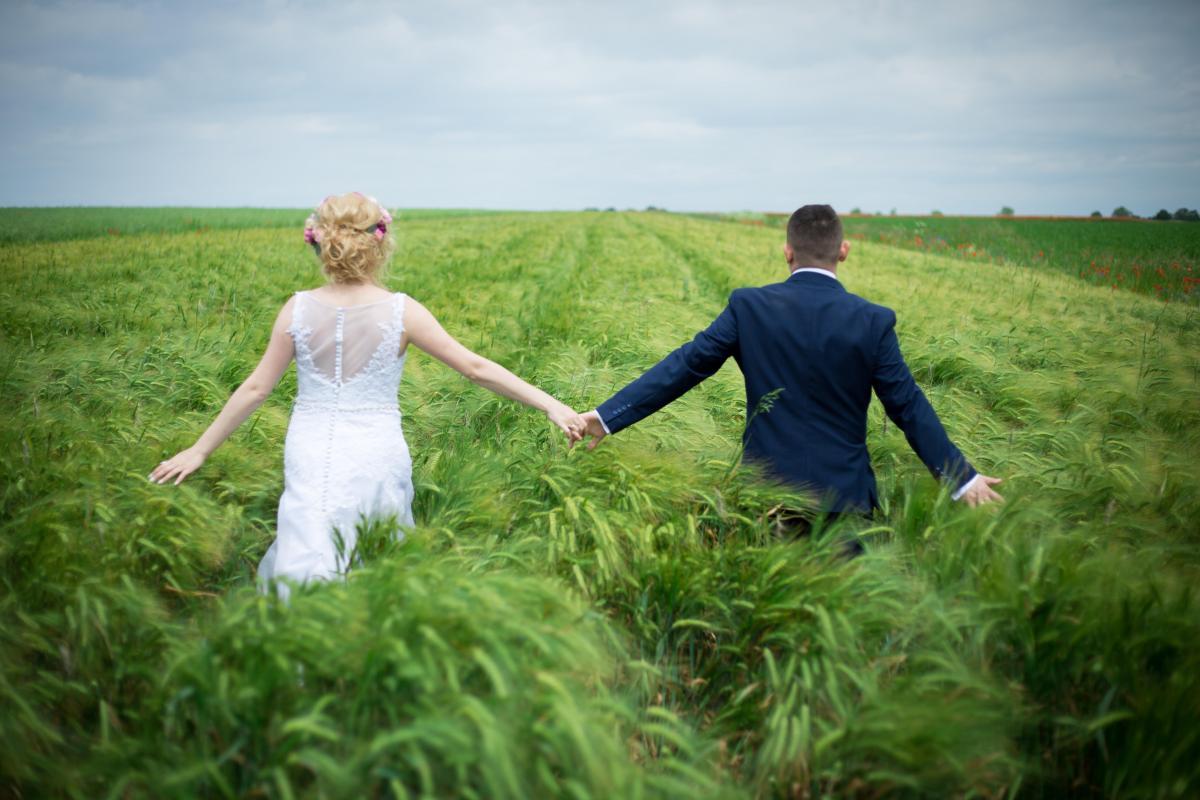 Film i teledysk ślubny w systemie wielokamerowym, DRON