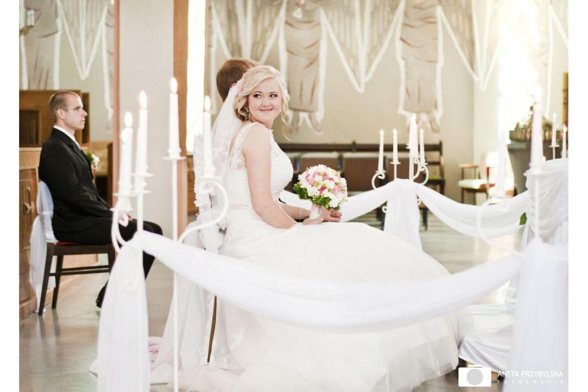 Fotografia ślubna Aneta Przybylska