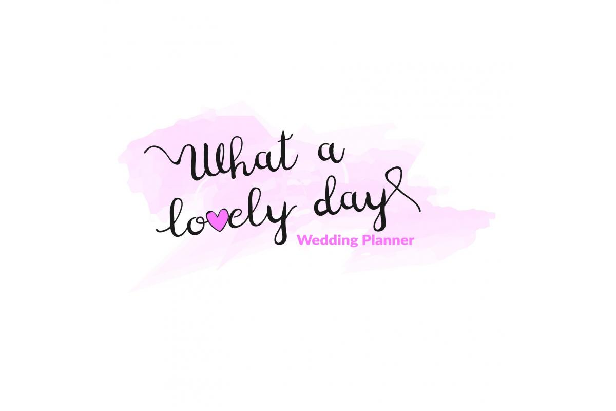What a lovely day- Wedding Planner