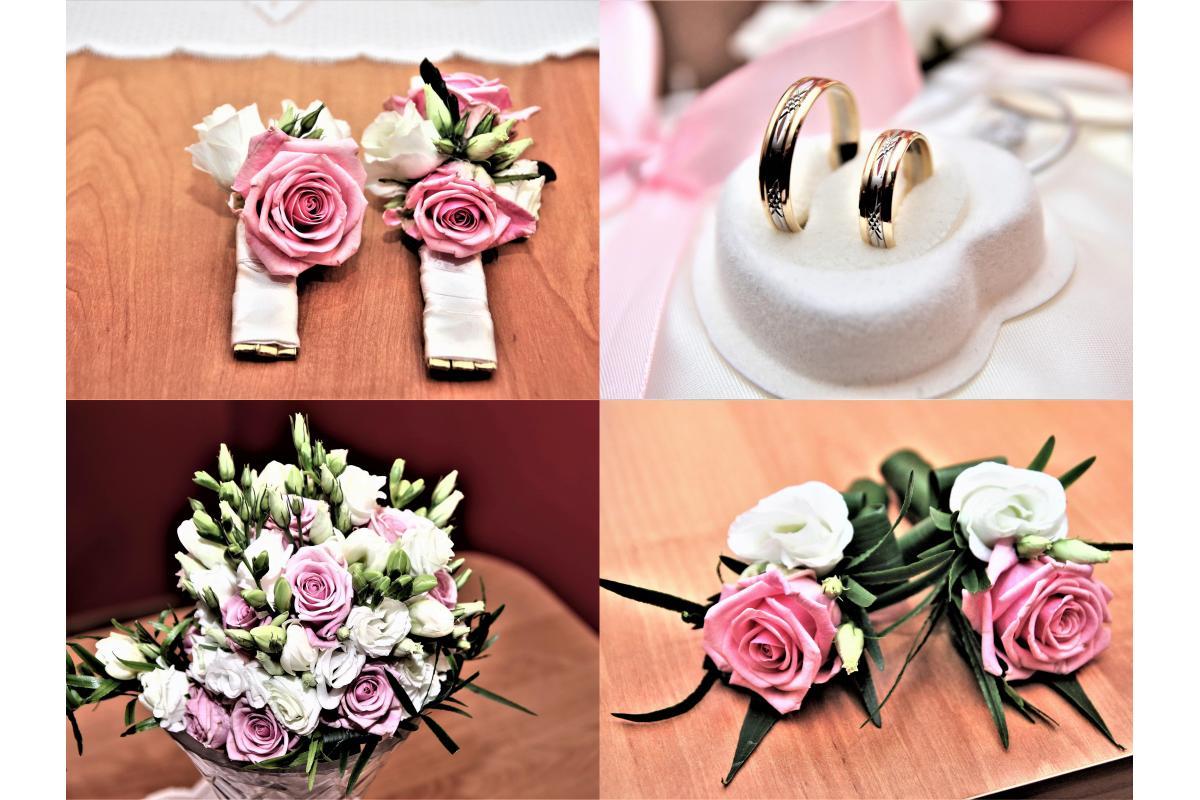 fotografowanie i wideofilmowanie ślubów