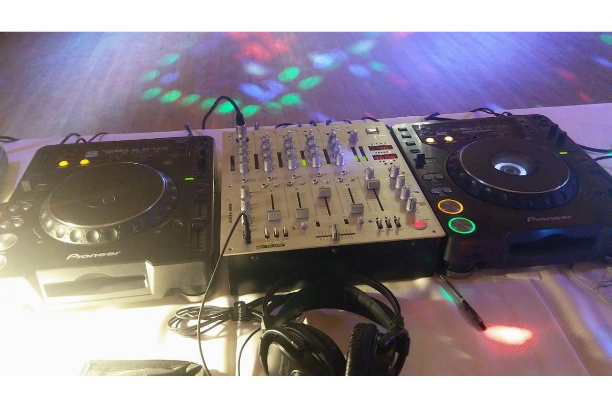 DJ Łucek oprawa muzyczna imprez