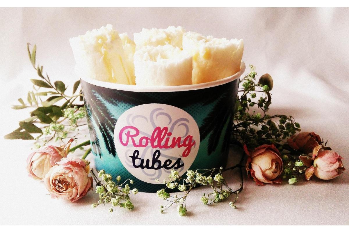 Lody tajskie Rolling tubes - wyjątkowy lodowy catering