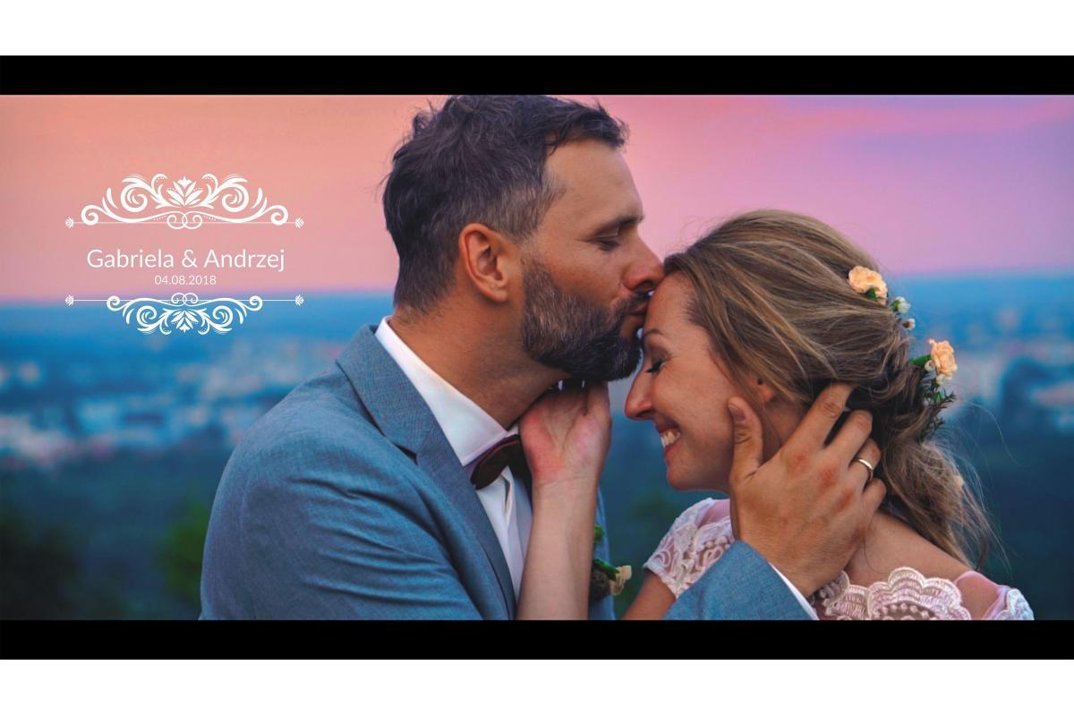 Dynamiczne i nowoczesne filmy ślubne / kamerzysta na wesele