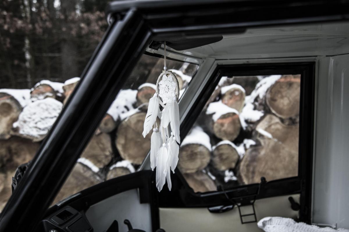 Prosecco na kółkach Van