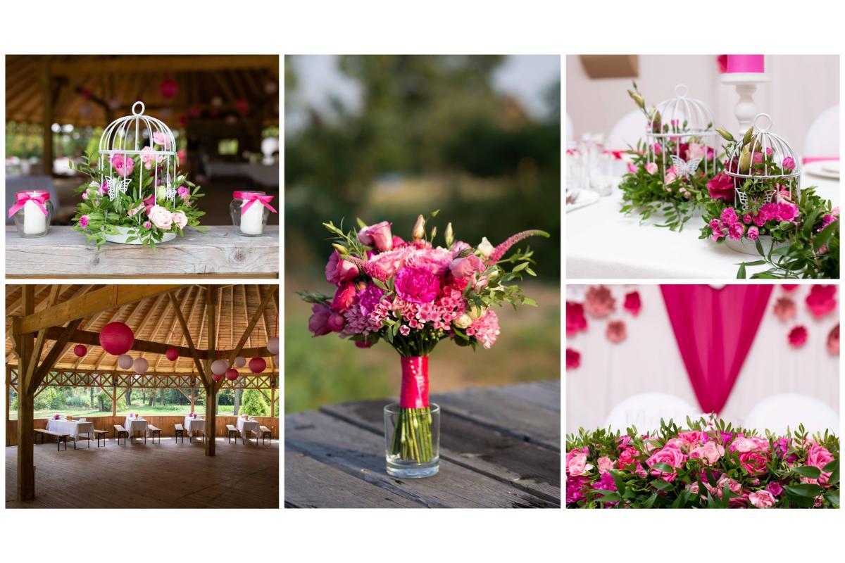Florystyka i dekoracje ślubne