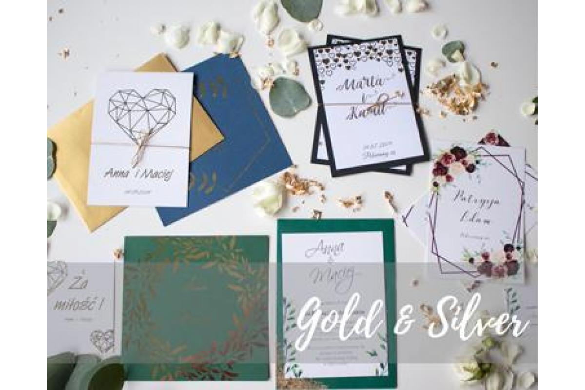 Zaproszenia ślubne, Papeteria na Twój ślub