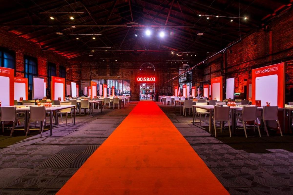 Walcownia - wesele w industrialnej przestrzeni