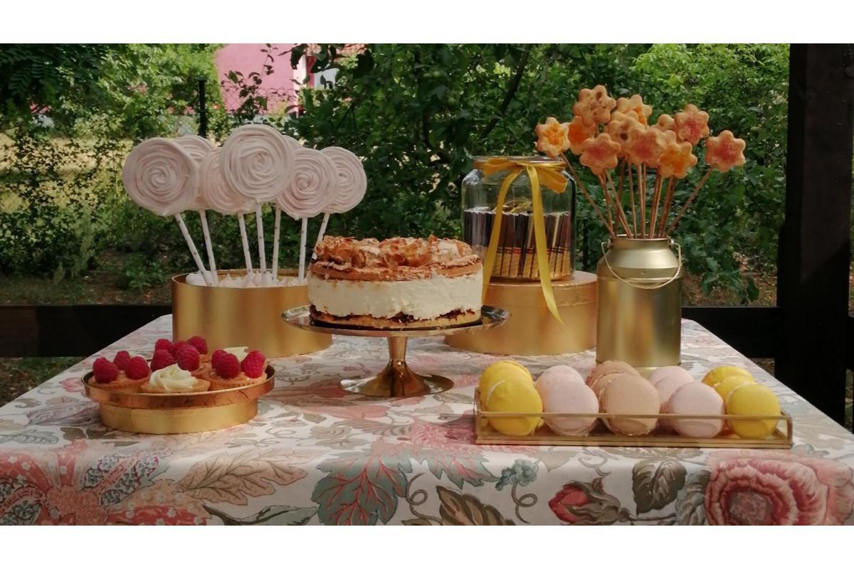 Słodkie stoły Welman CANDY BAR