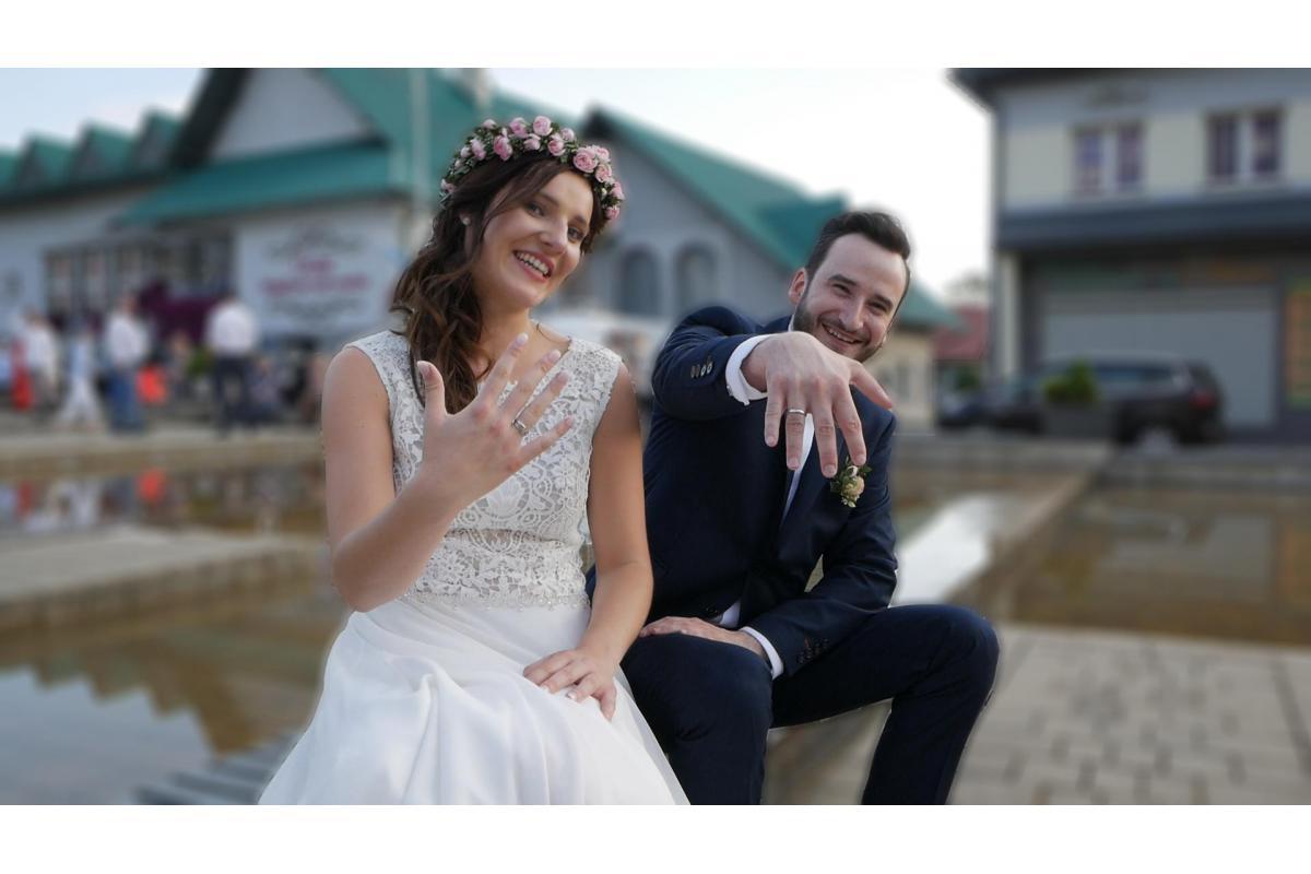 D&D Movies - film i teledysk ślubny + dron w pakiecie