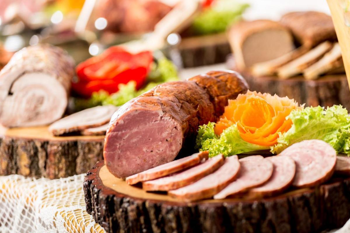 Tradycyjne wyroby stół wiejski na wesela - Firma Kamiński