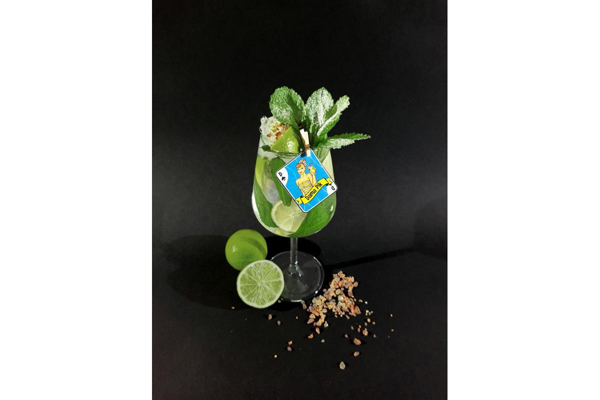 Dama Pik - Usługi barmańskie - Wymarzony bar na Wasze wesele !